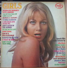 GIRLS COVER GIRL CHEESECAKE FRENCH LP DISQUES MFP