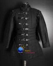 Medieval Gambeson shirt padded Costumes under armor gear dress Aketon sca larp