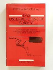 Das Österreichische Format Peter Bruck Kronen Zeitung kulturkritische Beiträge