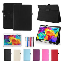 "Premium PU Leather Smart Case Cover For Samsung Galaxy Tab 3 10.1"" GT-P5210"