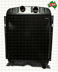 Tractor New Radiator Assembly Ford Fordson Major Power Major Early Super Major