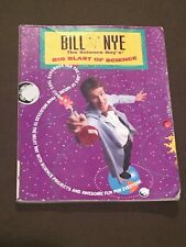 Bill Nye the Science Guy's Big Blast of Science Large Softback Book 1993 1st Ed