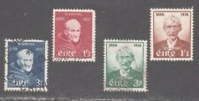 IRELAND STAMPS #163-166  --  (2) COMPLETE  SETS -- 1957 -- USED