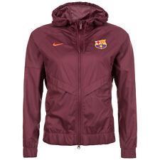 Nike FC BARCELONA AUTHENTIC WINDRUNNER Hood  Women's BARCA Football Jacket