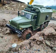 WPL Ural-4320 B36 1:16 6WD 2.4G Militär LKW Befehl Fahrzeug Klettern RC Car