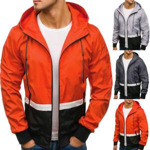 Outdoor Waterproof Jackets Lightweight Rainproof Coats for Men Women Breathable