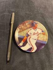 Sports Impression 1989 Darryl Strawberry Collectible Plate