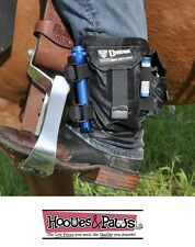 Cashel Crusader Large Black Ankle Safe Western Horse Tack Bag Leg Carrier