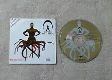 """CD AUDIO MUSIQUE/ CAPTAIN HOLLYWOOD PROJECT THE WAY LOVE IS"""" 1995 CD SINGLE 2T"""