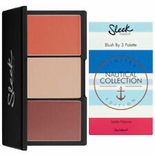 SLEEK  BLUSH BY 3 PALETTE LIMITED EDITION NAUTICAL COLLECTION SANTA MARINA