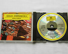 KUBELIK-ARROYO-... / MAHLER Symphony No.8 W.GERMANY PDO CD DGG 419 433-2
