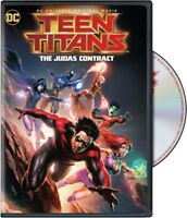 Teen Titans: The Judas Contract [New DVD] Ac-3/Dolby Digital, Dolby, Eco Amara