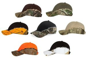 Kati Liscensed Realtree AP, Barbed Wire, Cap, Snow, Blaze, Camo, Baseball Hat