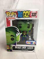 Funko POP Beast Boy as Martian Manhunter Vinyl Fig Television Teen Titans Go!