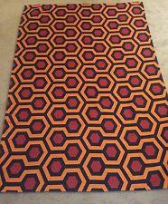 The Shining REDRUM Rug Carpet Room 237 Overlook Hotel Kubrick 4' x 6' NEW RARE!