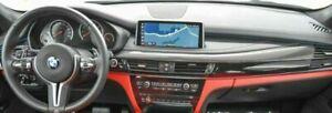 BMW OEM F15 F85 X5 2014-18 F16 F86 X6 2015-19 Carbon Fiber Interior Trim Kit New
