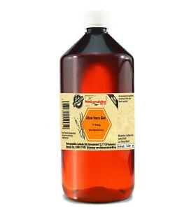 Aloe Vera Gel 1:1  pur flüssig (1000 ml)