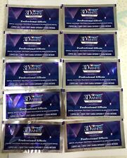 Crest 3D WHITE Whitestrips LUXE Professional Effect 10 Pouches 20 strips MAR2021