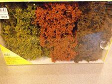 Heki 1634 Laubbäume und Büsche 15 Stück herbstlich