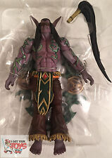 "NECA ILLIDAN LOOSE SERIES 1 HEROES OF THE STORM WORLD OF WARCRAFT 7"" INCH FIGURE"