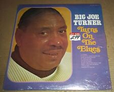 BIG JOE TURNER - Turns On The Blues - United Superior US 7759 SEALED