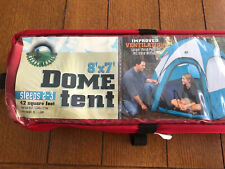 NEW 3 Person Dome Tent Ozark Trail Light Camping Gear!