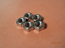 M3 STAINLESS STEEL NUTS QTY 50