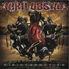 NIHIL OBSTAT - Disintegration CD NEU