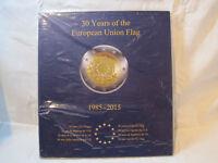 """Leuchtturm Münzalbum PRESSO """"30 Jahre EU-Flagge""""   (347757)"""