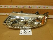03 04 05 06 07 Saturn Ion DRIVER Side Headlight Used Front Lamp #387-H