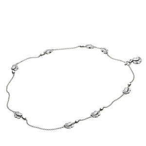 Georg Jensen. Sterling Silver Necklace #551 - Moonlight Grapes