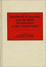 Handbook of Housing and the Built Environment in the United States-ExLibrary