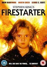 Firestarter (DVD) (NEW AND SEALED)