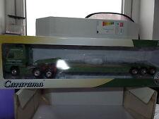 Oxford cararama CR006 CR006L échelle 1/50 volvo fh low loader jb Rawcliffe vert