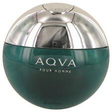 AQVA / AQUA POUR HOMME 100ML EDT BY BVLGARI FOR MEN'S PERFUME NEW (TESTER) BVL
