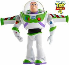 Disney Toy Story 4 Walking Talking Buzz Lightyear Action Figure Doll Moving Toy