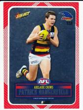 2012 AFL Select Peel And Reveal Silver Sticker Card - Patrick Dangerfield