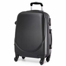 MISS LULU Hard Shell Cabin 20'' Suitcase  Luggage Spinner Lightweight Travel