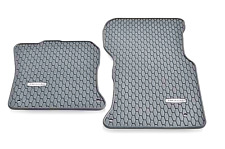 New Genuine Jaguar XE Rubber Mat Set for Rear Wheel Drive T4N7495 RHD Models