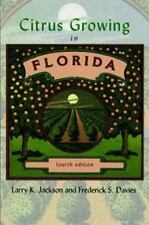 Citrus Growing in Florida-ExLibrary