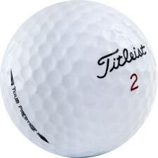 120 Mint Titleist Mix AAAAA Used Golf Balls + Free Tees