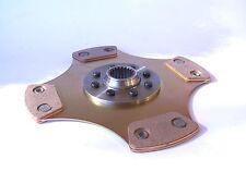 Mazda Rotary ,12a,13b supra / celica 8.5 inch brass button clutch plate SOLID