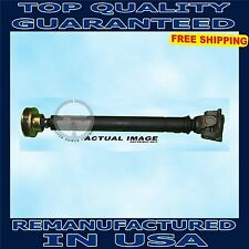 2007 - 2012 Jeep Wrangler Front Drive Shaft Assembly