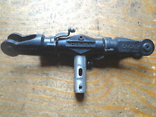 HIROBO SHUTTLE MAIN ROTORHEAD ASSEMBLY EARLY TYPE WITH METAL CONTROL ARMS