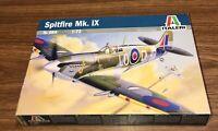 BNIB Italeri 1:72 SPITFIRE Mk.IX