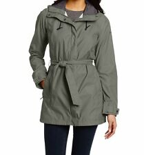 NWT Columbia Women's Pardon My Trench Rain Jacket Cypress, X-Large MSRP $100