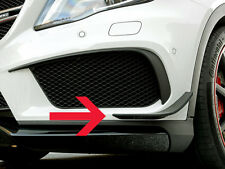 Mercedes AMG GLA45 X156 Aero Spoilers Flics Set Gloss Black GLA200 GLA250 GLA45