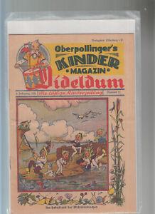 Dideldum Kinderzeitung 8. Jahrgang Nr. 12 /1936 Otto Waffenschmied (0-1/1)