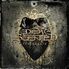 Dew-Scented - Incinerate 2CD 2007 jewel case bonus disc thrash Nuclear Blast