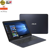 Asus EeeBook E402 14 Inch Celeron 1.6GHz 4GB 32GB Windows 10 Notebook - Blue.